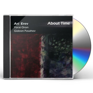 Ari Erev ABOUT TIME CD
