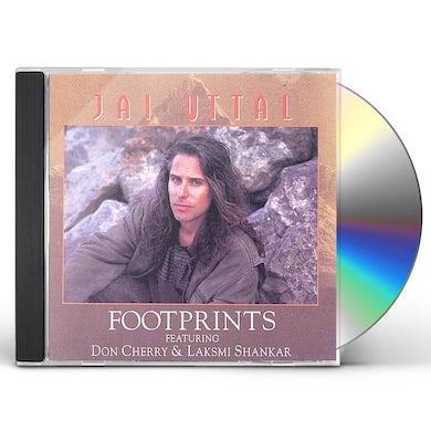 Jai Uttal FOOTPRINTS CD