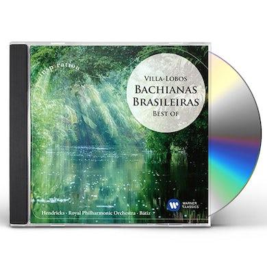 Enrique Batiz BACHIANAS BRASILEIRAS: BEST OF CD