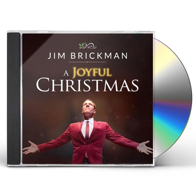 Jim Brickman JOYFUL CHRISTMAS CD