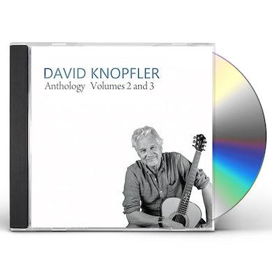 David Knopfler ANTHOLOGY 2 & 3 CD
