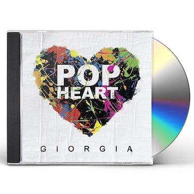 Giorgia POP HEART CD