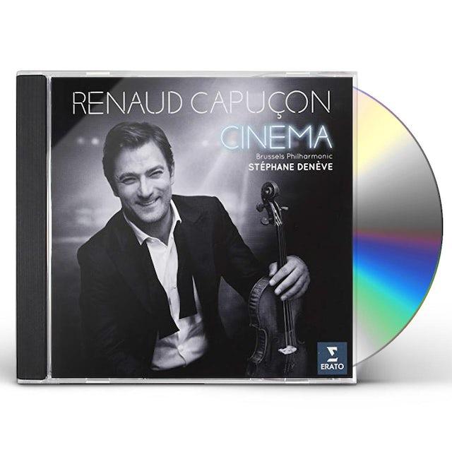 Renaud Capucon CINEMA CD