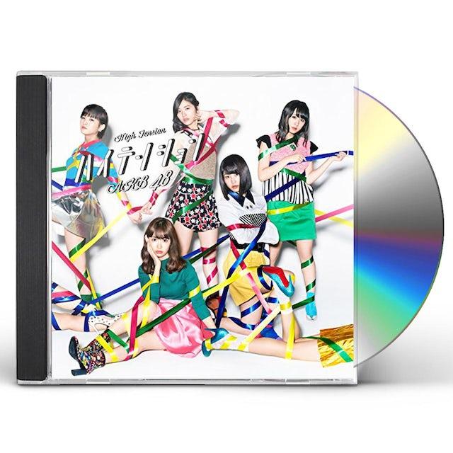AKB48 HIGH TENSION: TYPE-IV CD
