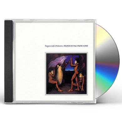 Penguin Cafe Orchestra BROADCASTING FROM HOME CD