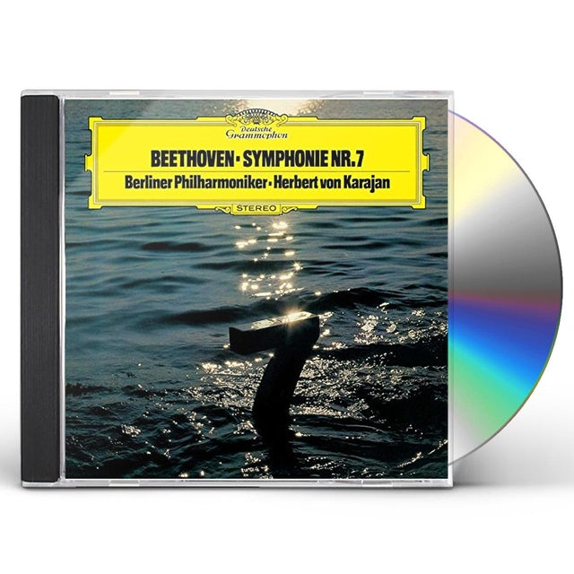 Beethoven / Herbert Von Karajan BEETHOVEN: SYMPHONIES 7 & 8 CD