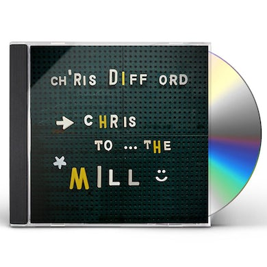 Chris Difford SOLO ALBUMS CD