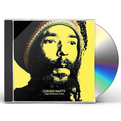 Congo Natty JUNGLE REVOLUTION IN DUB CD