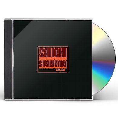 SAIICHI SUGIYAMA BAND SMOKEHOUSE SESSIONS CD