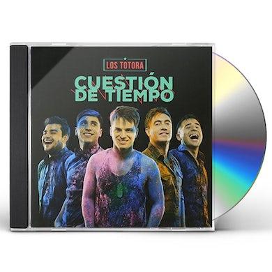 Los Totoras CUESTION DE TIEMPO CD