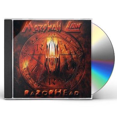 RAZORHEAD CD