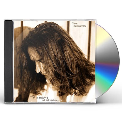 Dave Kilminster AND THE TRUTH WILL SET YOU FREE CD