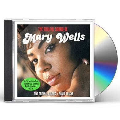 Mary Wells SOULFUL SOUND CD