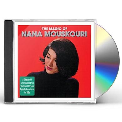 Nana Mouskouri MAGIC OF CD