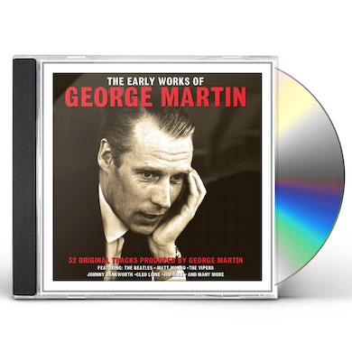 George Martin EARLY WORKS CD