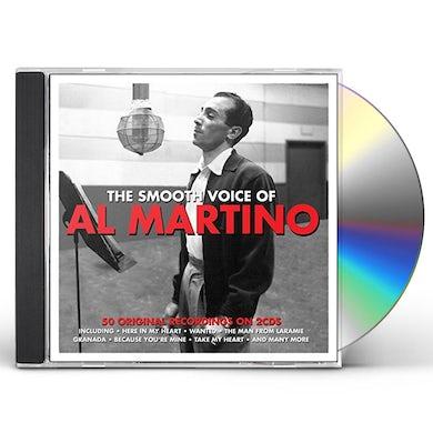 Al Martino SMOOTH VOICE OF CD