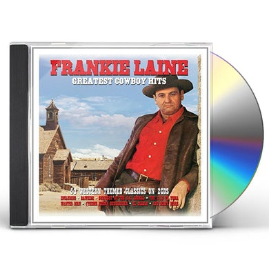 Frankie Laine GREATEST COWBOY HITS CD