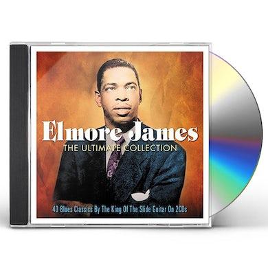 Elmore James DEFINITIVE CD