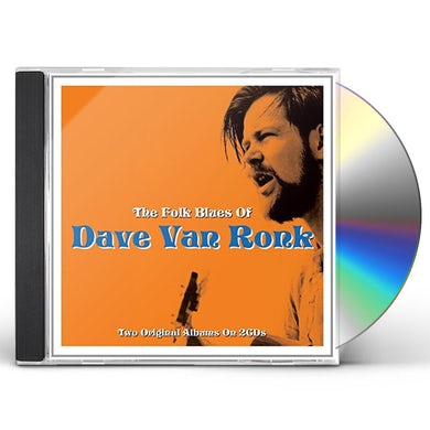 Dave Van Ronk FOLK BLUES OF CD