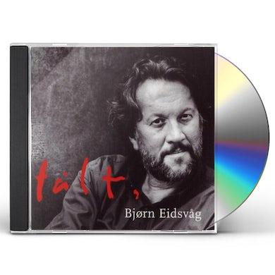 Bjorn Eidsvag TALT CD