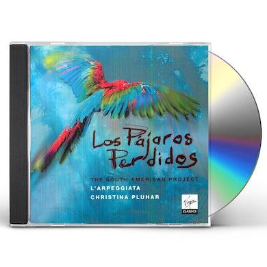 Christina Pluhar LOS PAJAROS PERDIDOS CD