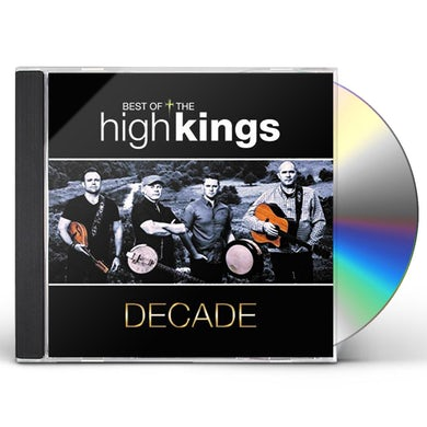 High Kings DECADE CD