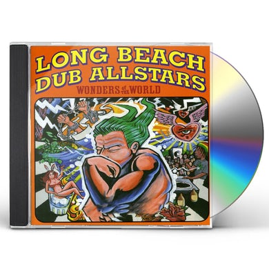 Long Beach Dub Allstars WONDERS OF THE WORLD CD