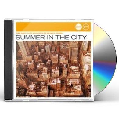 Quincy Jones SUMMER IN THE CITY CD