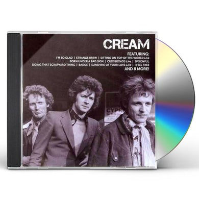 Cream ICON (2 CD) CD