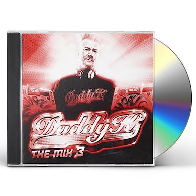 Daddy K MIX 3 CD