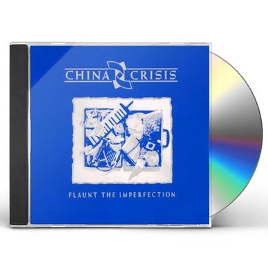 CHINA CRISIS FLAUNT THE IMPERFECTION CD