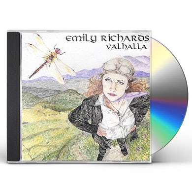 Emily Richards VALHALLA CD