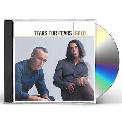 Tears For Fears GOLD CD