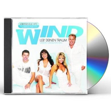 Wind LEB DEINEN TRAUM CD
