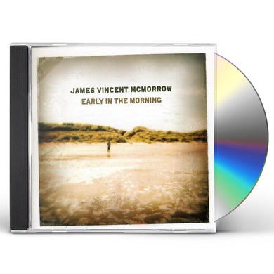 James Vincent Mcmorrow EARLY IN THE MORNING CD
