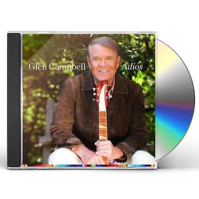 Glen Campbell ADIOS CD