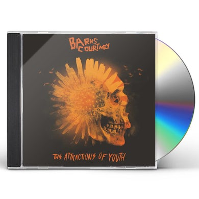 Barns Courtney ATTRACTIONS OF YOUTH CD