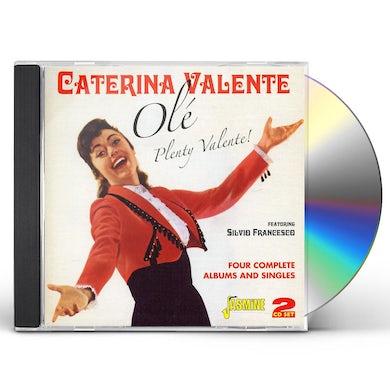 Caterina Valente OLE PLENTY VALENTE CD