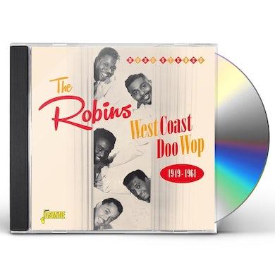 RobinS WEST COAST DOO WOP 1949-61 CD