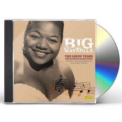 Big Maybelle SAVOY YEARS: ALBUM COLLECTION - ORIGINAL 50S ALBUM CD