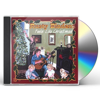 Rusty Bladen FEELS LIKE CHRISTMAS CD