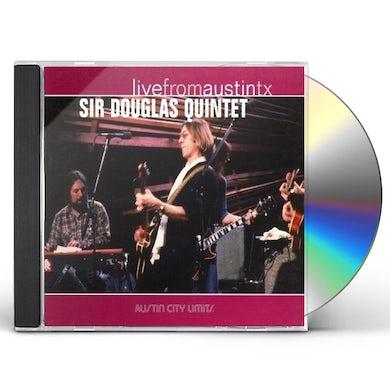 Douglas Quintet LIVE FROM AUSTIN TEXAS CD
