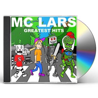 MC Lars GREATEST HITS CD