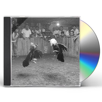 Black Pistol Fire DON'T WAKE THE RIOT CD