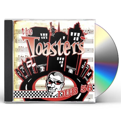 The Toasters DUB 56 CD