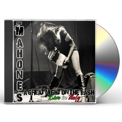 MAHONES GREAT NIGHT ON THE LASH: LIVE IN ITALY CD