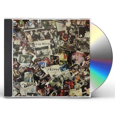 Rilo Kiley RKIVES CD
