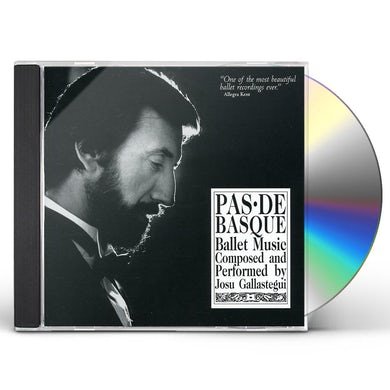 Josu Gallastegui PAS DE BASQUE CD