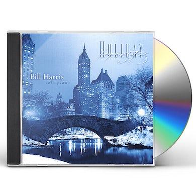 Bill Harris HOLIDAY IMPROVISATIONS CD
