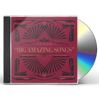 JEFF HARMS' BIG AMAZING SONGS CD